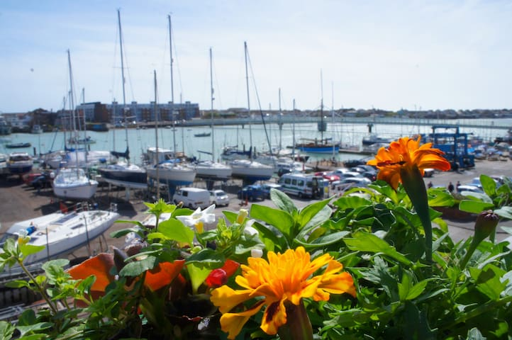 One bedroom river view flat - Shoreham-by-Sea - Apartament