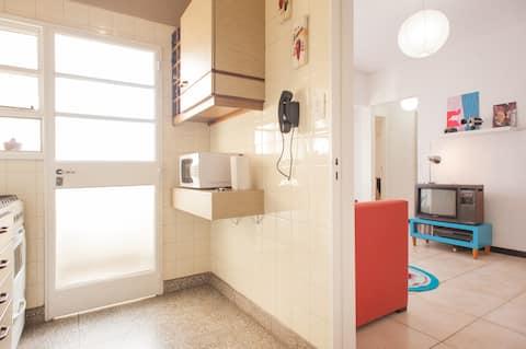 Sunny apartment in BA