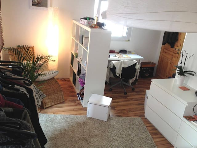 Perfect Room to Rent for Summer - Friedrichshafen - House