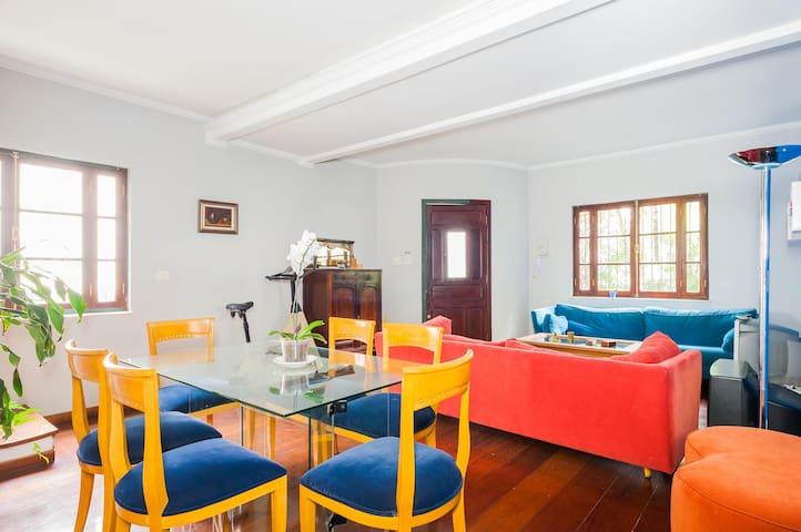 Single/Double Room 2 in cozy Villa - San Paolo - Villa