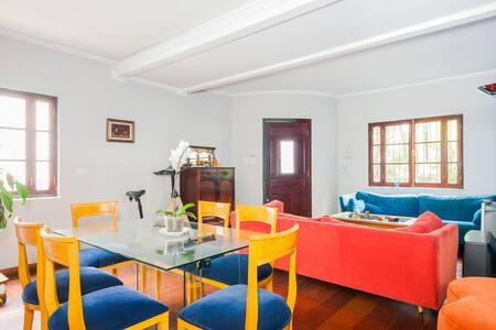 Single/Double Room 2 in cozy Villa - เซาเปาโล - วิลล่า