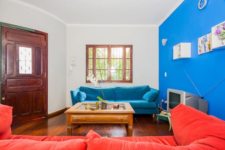 Double Room 2 ensuite in cozy Villa - São Paulo - Villa