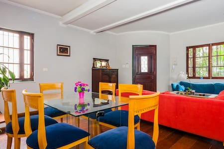 Double Room 1 ensuite in cozy Villa - เซาเปาโล - วิลล่า