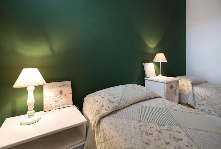 B.&B. Casa Ducale - stanza verde