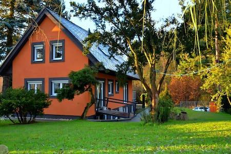 Rodinný dům na relax blízko Prahy - Všestary - Haus