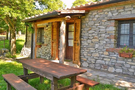 "Cottage ""Narcisi"" - Castell'Azzara (GR) - 公寓"