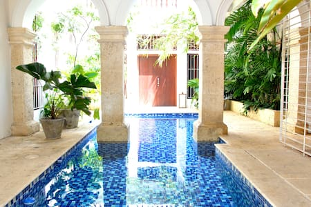 Exclusive 1BR apt. in the Old City - Cartagena - Appartement