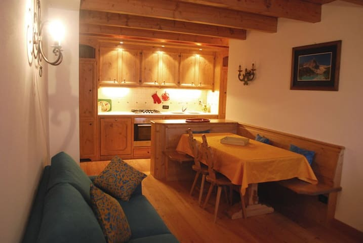 Ciandolada 4 House, wide mountain Flat - Peaio - Apartmen