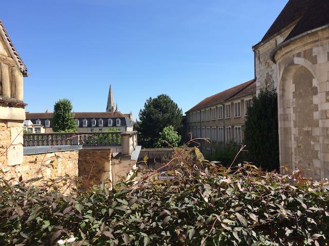 le Clos Visitandines en Coeur d'Auxerre