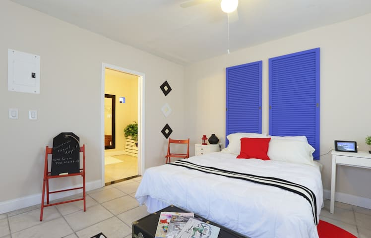 Chic and Comfortable Studio - 8 - Miami - Appartement