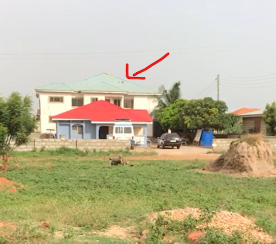 Room in Dawhenya Ghana,  Accra, Tema