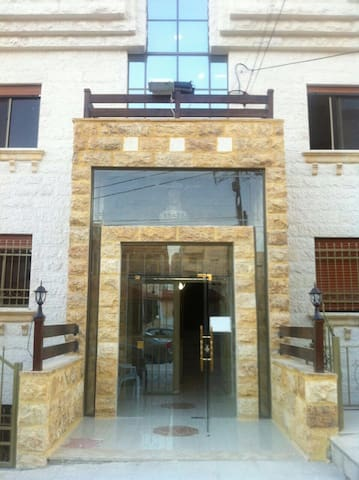 Furnished Apt Great view!! - Amman - Apartment