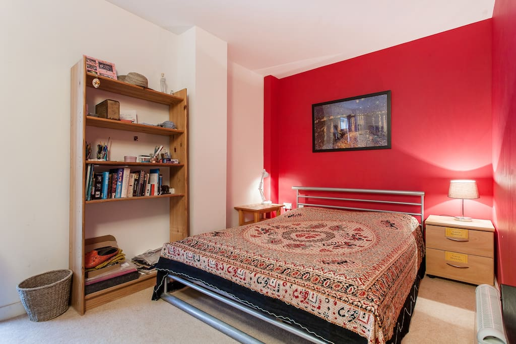Double bed - comfortable
