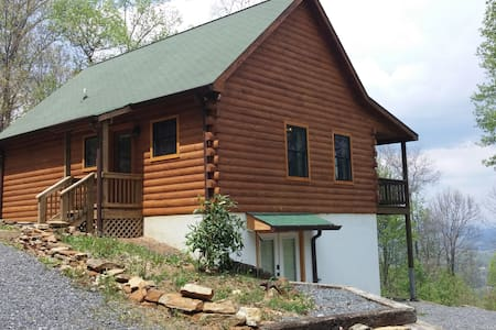 Private cabin in the mountains - Spruce Pine - Hus