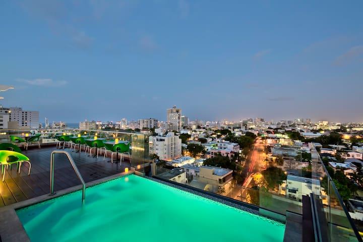 CIQALA Luxury Suites - San Juan - San Juan, San Juan, Puerto Rico - Bed & Breakfast