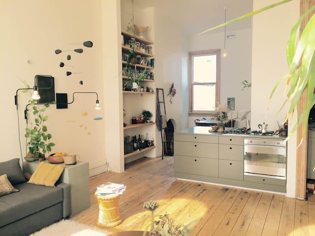Life of Uscha Fitzroy Apartment - Fitzroy - Apartament