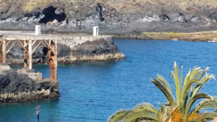 Ático con vistas al mar, Garachico