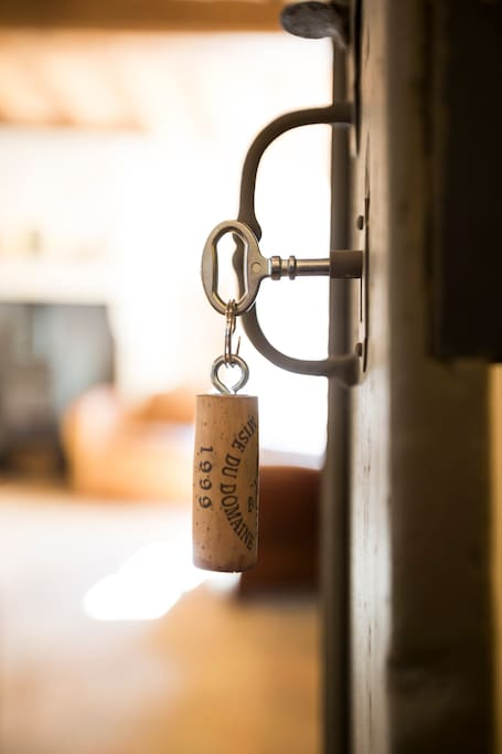 Une clé bien millésimée !