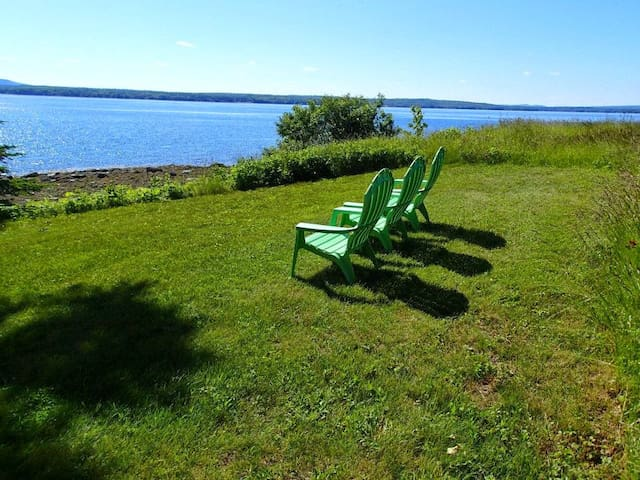 Bayside Breeze House Rental - Acadia National Park - Trenton - Huis