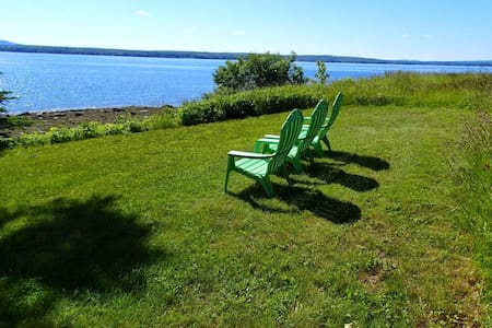 Bayside Breeze House Rental - Acadia National Park - Trenton