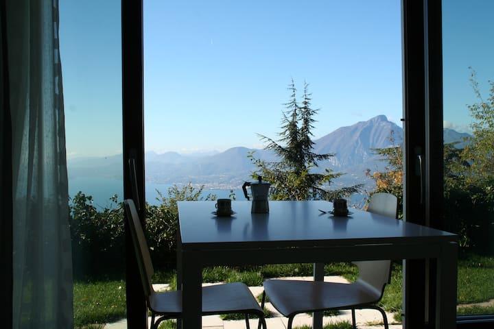 Panorami e Relax-Villetta sul Garda