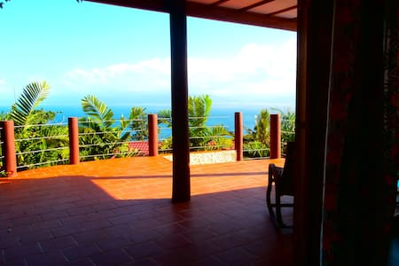 Dream Apartment with pool and sea view - Savusavu - Pis