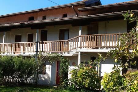 "Casa ""Nonna"" maison de famille Frioulane"