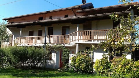 """Casa """"Nonna"""" Frioulane šeimos namai"""