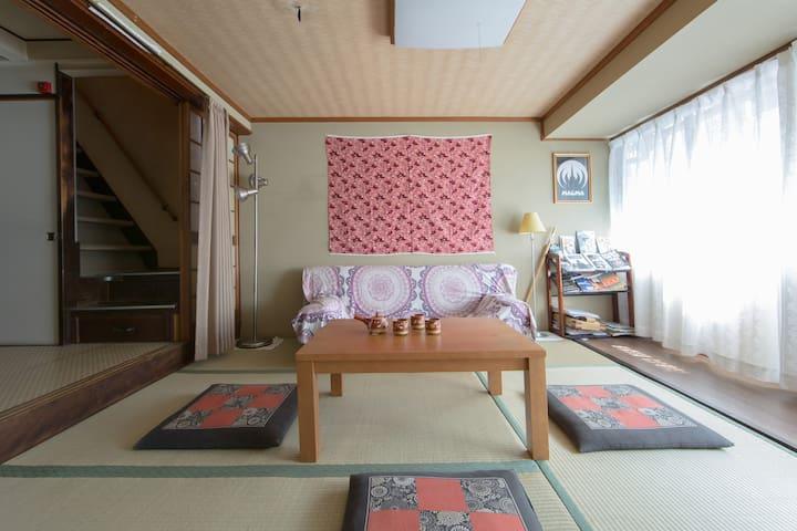 Geisha area - traditional house - Kyoto - House