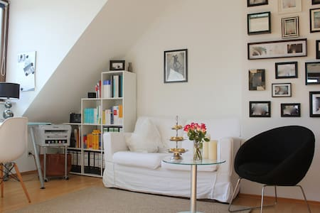 Charming studio flat - Bayreuth - Apartment