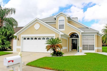 Ventura Cove Holiday Home - Orlando - Villa