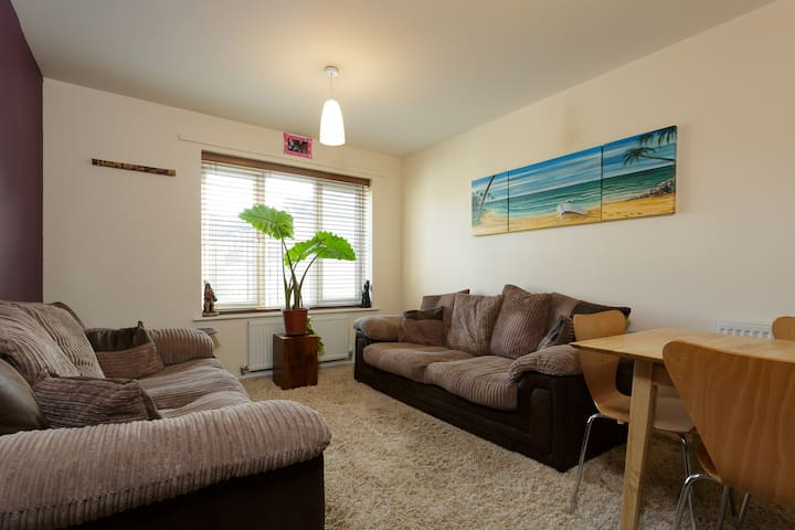 Luxury 2 Double Bedroom apartment for rent - Portsmouth - Byt