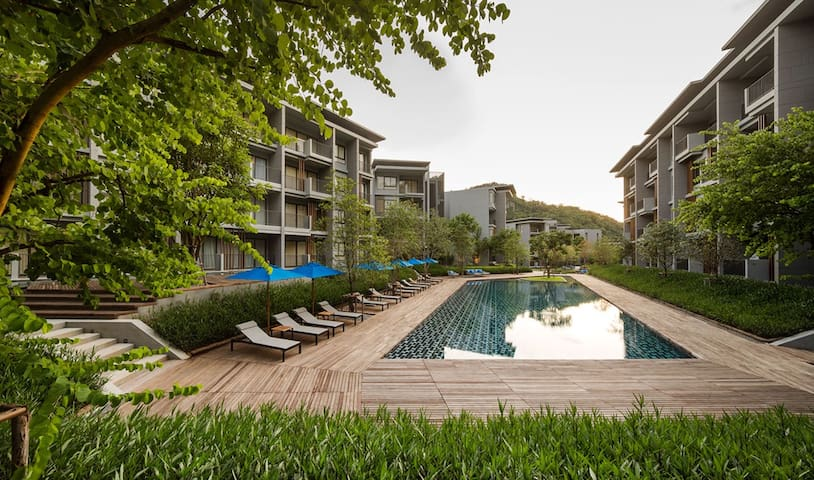 23Degree Condo-Khao Yai-Pool Access / Pak Chong - Pakchong  - Appartamento