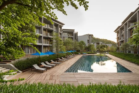 23Degree Condo-Khao Yai-Pool Access / Pak Chong - Pakchong