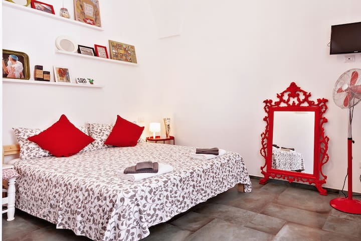 Cool studio apartment in the heart of Lecce