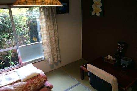 TATADO beach MINEHOUSE tatami room - 下田市