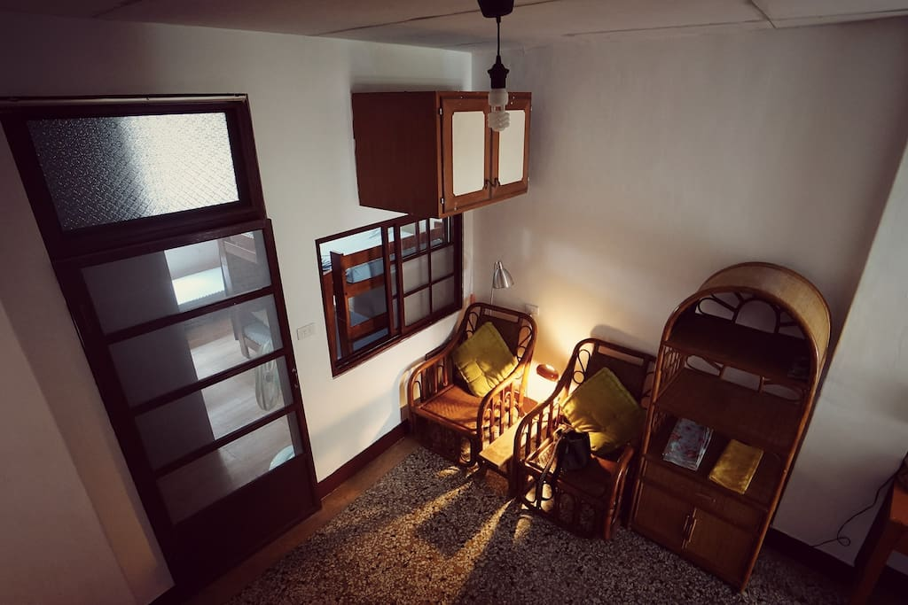 三樓小客廳