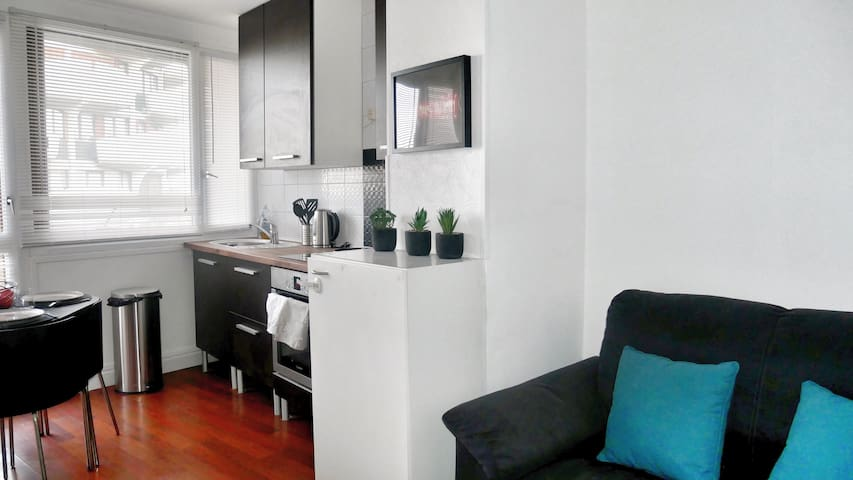Appartement lumineux à 20min de Bastille