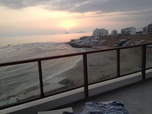 beautiful apartment with sea view - Punta Hermosa - Apartment