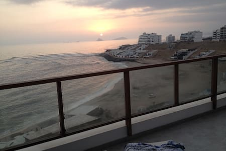 beautiful apartment with sea view - Punta Hermosa - Lakás