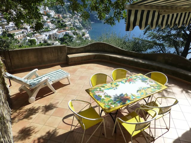 Villa amazing View Peaceful locatio - Positano - Rumah