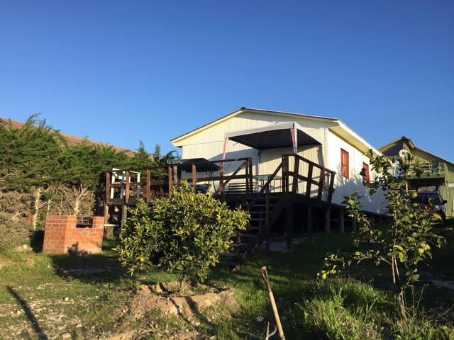 Cabaña totalmente equipada en Guanaqueros