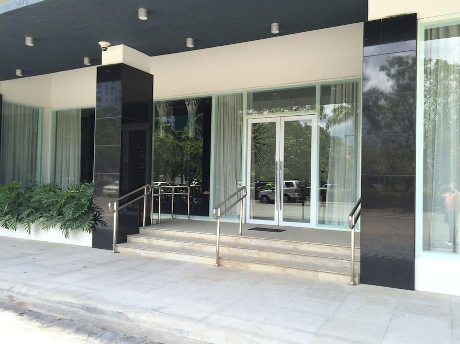 Entrance to Sedona Parc