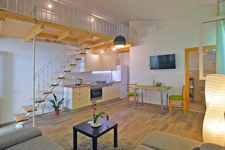 Lovely Mezzanine Apartment