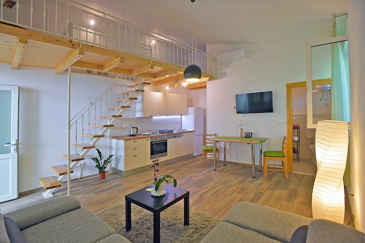 Lovely Mezzanine Apartment