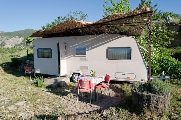 A Caravan in Granada - Monachil - House
