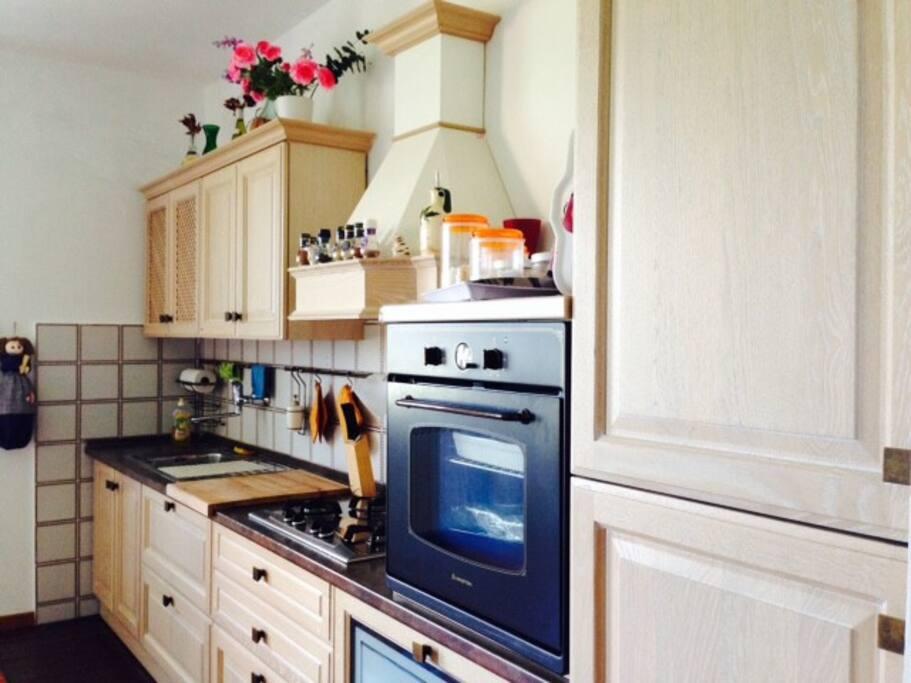 kitchen (very big)