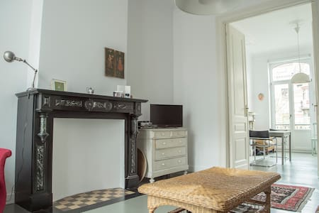 Bright and Charming apartment - Saint-Gilles