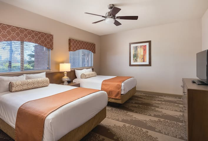 Wyndham Nashville 2 Bedroom Deluxe (1)