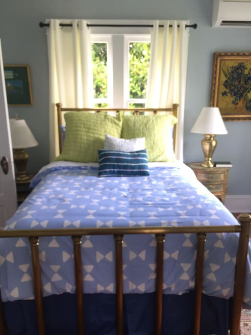 Bedroom #1 with Full Bed